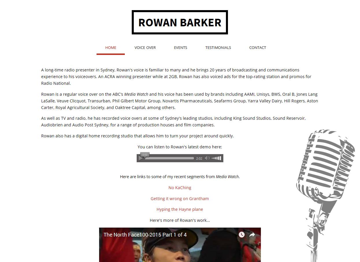 Rowan Barker